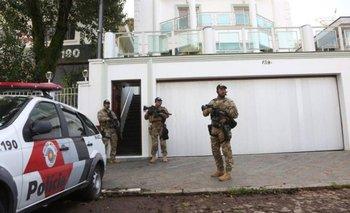 La Policía de Brasil allanó la casa de Lula y lo detuvo para declarar | Dilma rousseff