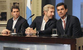El Gobierno descartó negociar con gobernadores el pago a buitres por coparticipación   Provincias