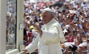 Francisco pide apoyar la cumbre por el cambio climático | Cambio climático