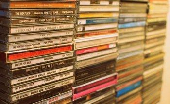 Lanzamiento de discos   Música