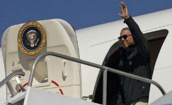 Obama llegó a Bariloche para pasar las últimas horas en Argentina | Obama en argentina