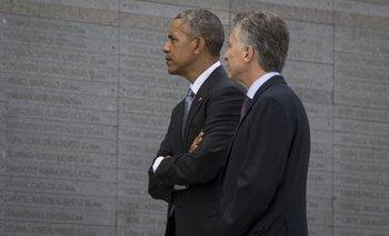 El Gobierno lamentó la ausencia de organismos de DD.HH. en acto con Obama | Estados unidos
