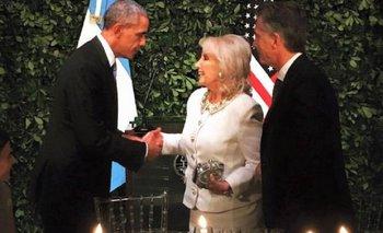 El relato de Legrand sobre su encuentro con Obama | Obama en argentina