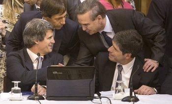 "Pichetto, polémico: ""Néstor le hubiese pagado a los holdouts"" | Fondos buitre"
