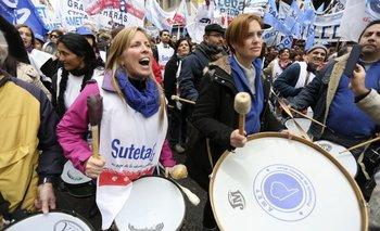 La paritaria nacional docente permitió reducir un 22% la brecha entre las provincias | Daniel filmus