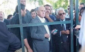 Tensión en Comodoro Py: Gendarmería no dejó pasar a diputados y ex funcionarios   Héctor recalde