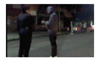 Otra vez: Chano Charpentier chocó contra un auto estacionado | Inseguridad vial