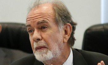 González Fraga recargado: acusó a los manifestantes del 24 de marzo de ir por la coca y el choripán | Banco nación