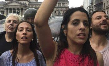 Donda se alía con el Movimiento Evita en la Cámara de Diputados   Lucila de ponti