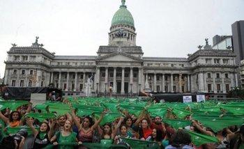 Qué diputados firmaron el proyecto de ley para despenalizar el aborto | Aborto