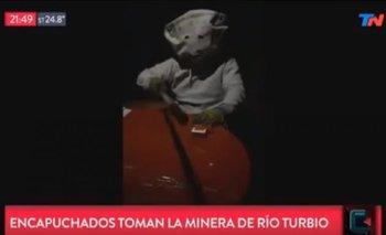 Revelan que un hombre cercano a Cambiemos montó el video de la mina de Río Turbio | Río turbio
