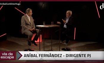 Anibal respaldó a Cristina como candidata del peronismo unificado en 2019   Cristina kirchner