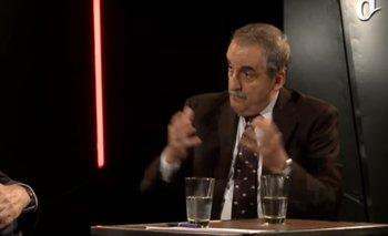 """Guillermo Moreno con Víctor Hugo: """"Macri es un descerebrado y mata con gusto""""   Mauricio macri"""