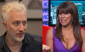 Andy Kusnetzoff se disculpó con Anamá Ferreira por burlarse de su acento | Bullying