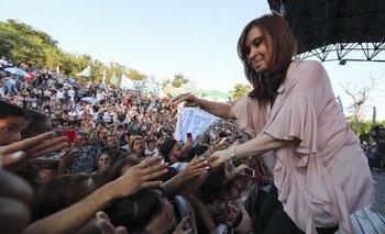La canción que eligió Cristina para homenajear a las Madres   Cristina kirchner