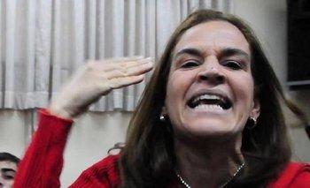 Cecilia Pando fue contratada para dar clases en un colegio de Palermo   Derechos humanos