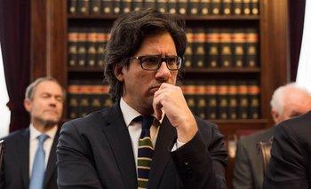 Atentado a la AMIA: Cimadevilla denunció por encubrimiento a Garavano y otros funcionarios del Gobierno   Juicio por amia