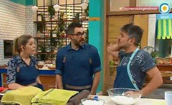 El guiño de Cocineros Argentinos al joven detenido por vender sándwiches de salame | Medios