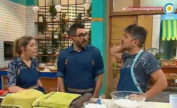 El guiño de Cocineros Argentinos al joven detenido por vender sándwiches de salame   Medios