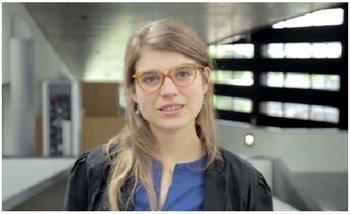 El espacio de Delfina Rossi cumplió un año y se sumó a Unidad Ciudadana   Ciudad