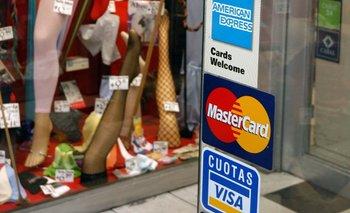 Por la crisis hay un millón menos de tarjetas de crédito que el año pasado | Tarjetas de crédito