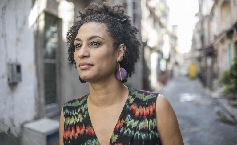 Marielle Franco, concejal asesinada en Brasil.