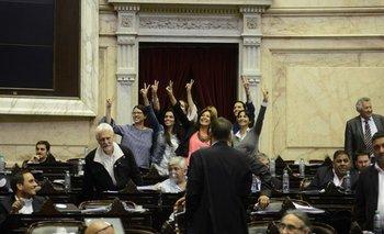 Paridad de género: con críticas, la oposición pide cambios para su aprobación | Macri presidente