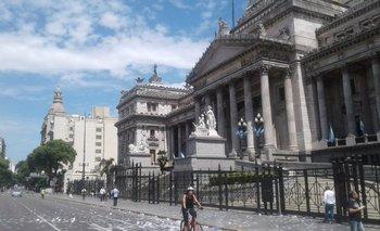 Mientras Macri hablaba en el Congreso, la Plaza estaba vacía   Sesiones ordinarias