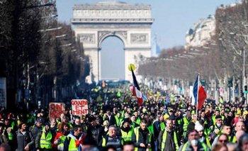 Sentadas, bloqueos y manifestaciones: los chalecos amarillos prometen un marzo caliente   Francia