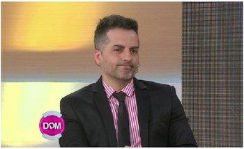 Ángel de Brito furioso con la producción de Canal 13 | Grupo clarín