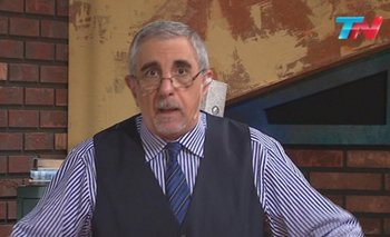 El desafortunado chiste de Canaletti al aire por la muerte de Franco Macri | Murio franco macri