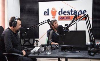 El Destape Radio, ahora en formato Podcast | El destape radio