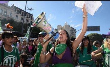 Le descontarán el día a las trabajadoras del Estado que paren por el 8M | Macri presidente