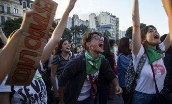 Paro 8M: con fuertes críticas a Macri, la CGT y la CTA, las mujeres pararon el país | Violencia de género