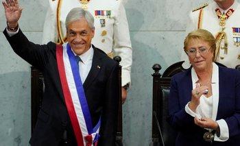 Chile: Piñera y las sombras de Michelle Bachelet   Chile