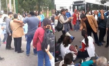 Elecciones 2019: echan a los gritos y con silbidos a Alfredo Olmedo de un acampe | Alfredo olmedo