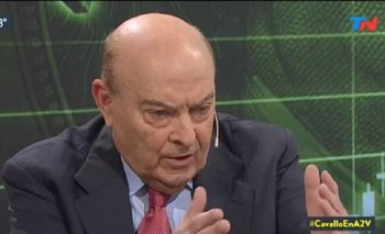 Cavallo, López Murphy y Broda preparan un plan económico para la próxima gestión | Domingo cavallo