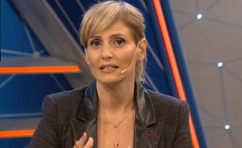 "Manguel explotó por la muerte de Nisman: ""Infeliz"" | Romina manguel"