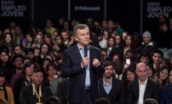 La farsa de Expoempleo y el beneficio de una institución que lucra en la UBA con el guiño de Cambiemos | Uba