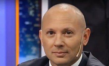 D'Alessio tenía informes de inteligencia sobre el ex socio de Rosenkrantz y abogado de Clarín | Por ari lijalad