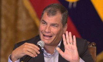 """Rafael Correa: """"Hay muchos gobiernos que quieren complacer a Washington y todo es válido para estar contra Venezuela""""   Rafael correa"""