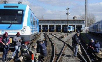Comenzó el paro del tren Sarmiento por la muerte de un trabajador | Paro sarmiento