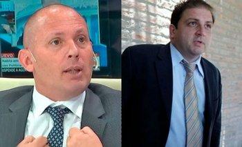 Sancionaron a Juan Bidone, el fiscal del triple crimen, por sus vínculos con D'Alessio | Espionaje ilegal