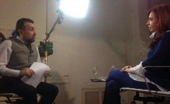 Navarro le pidió a CFK dirigentes jóvenes y medidas para bajar el precio de la comida | Cristina kirchner