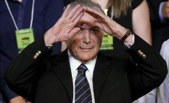 Michel Temer preso: las primeras imágenes tras su detención | Michel temer