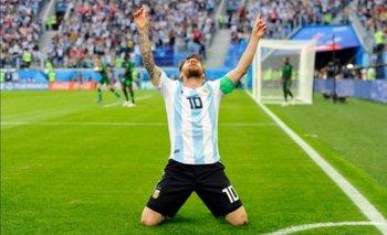 Argentina le gana a Qatar y Colombia a Paraguay sobre el cierre del primer tiempo | Copa américa