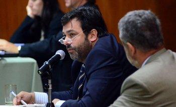 Rusconi desmintió una nota de Clarín en la que lo vinculan a Ramos Padilla | Maximiliano rusconi