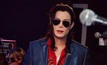 El hijo de Pettinato convocó a una movilización en defensa de Michael Jackson | Roberto pettinato