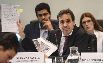 El juez Ramos Padilla citó a indagatoria al fiscal del Triple Crimen | Alejo ramos padilla