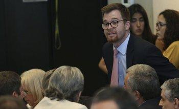 Massot confirmó el espionaje ilegal durante el macrismo | Espionaje ilegal